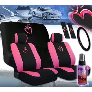 car seat covers for girls stones finds. Black Bedroom Furniture Sets. Home Design Ideas