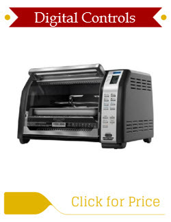 Black and Decker CTO7100B Toast-R-Oven