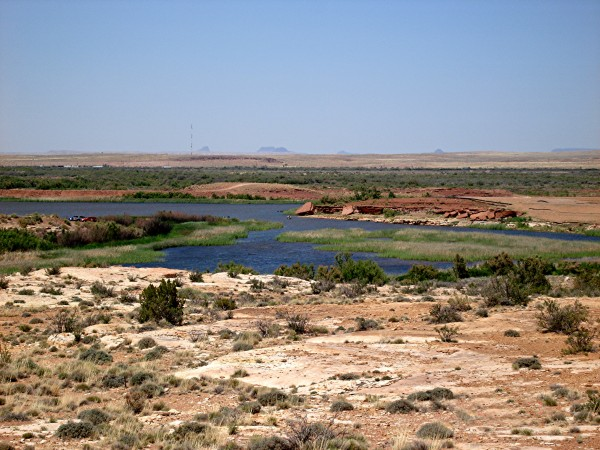 Clear Creek Reservoir 2