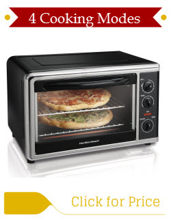 Hamilton Beach 31100 Convection Toaster Oven
