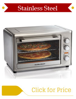 Hamilton Beach 31103 Convection and Rotisserie Toaster Oven