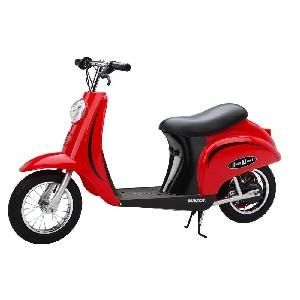 Hot Mod Red Razor Pocket Mod Scooter