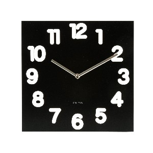 Juicy-Black-MDF-and-White-Numbers-Wall-Clock