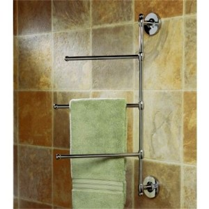 Towel Racks for Small Bathrooms