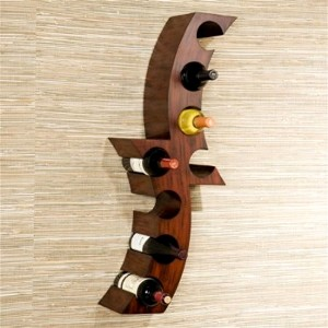 Wall Mounted Wine Racks