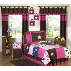 Western Horse Cowgirl Teen Bedding