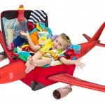 Airplane Travel with Kids