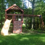 Backyard for Grandchildren