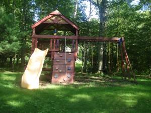 Backyard for Grandchildren
