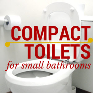 Compact Toilets For Small Bathrooms Stone S Finds