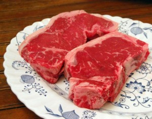 Quality Strip Steaks