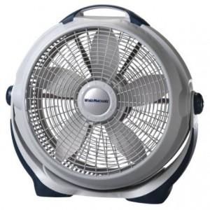 Space Saving Floor Fan