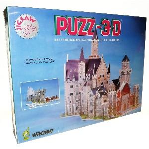 PUZZ3D Bavarian Castle