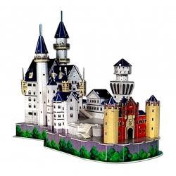 3D Castle Puzzles