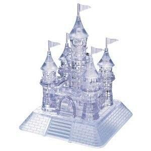 Crystal 3D Castle Puzzle
