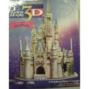 Cinderellas Castle Puzzle
