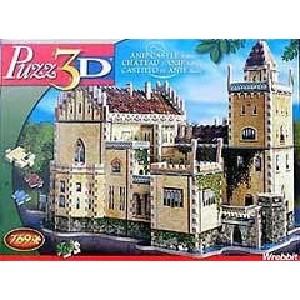 3D Anif Castle Austria Puzzle