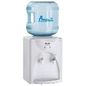 Avanti Thermo Electronic Cold and Room Temperature Water Dispenser Countertop