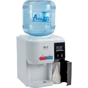 Avanti WD31EC Hot and Cold Countertop Water Cooler