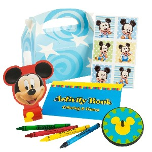 Baby Mickey Mouse Party Favor Kit