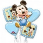 Baby Mickey Mouse Party Supplies