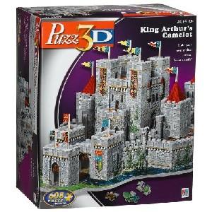 Puzz 3D Camelot Castle