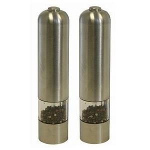 Electronic Automatic Pepper Mill and Salt Grinder