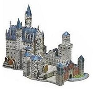 3D Jigsaw Puzzle Neuschwanstein Castle