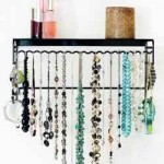 Necklace Holder Wall Mount