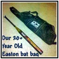 Our Easton Bat Bag