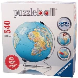 Ravensburg Puzzle Ball 3D Globe