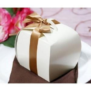 Unique Cup Cake Purse Favor Boxes