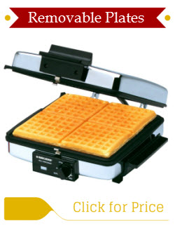 black and decker 3 in 1 traditional waffle maker