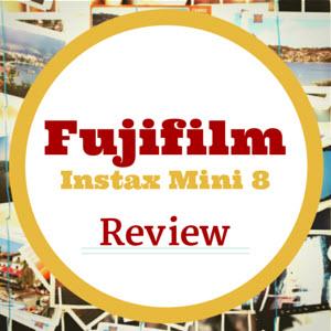 Fujifilm Instax Mini 8 Review