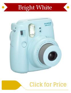 Instax Mini 8 Camera Pastel Blue