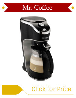 Mr Coffee Cafe Latte Maker