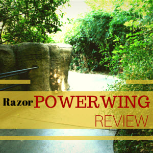 Razor PowerWing Scooter Reviews