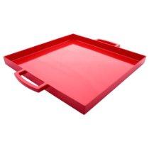 Zak Designs Pop Small Square Tray