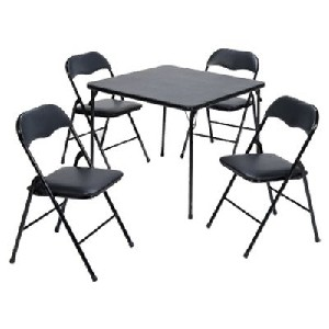 5PC Table/Chair Set