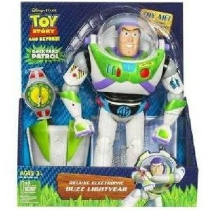 Backyard Deluxe Electronic Buzz Lightyear