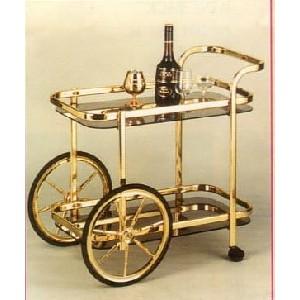 big wheel serving cart