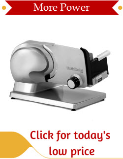 Chefs Choice 615 Electric Food Slicer