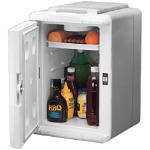 Coleman PowerChill Thermoelectric Cooler with Power Supply