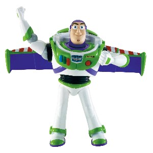 Deluxe Talking Buzz Lightyear Figure
