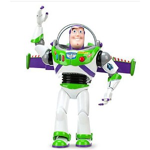 Disney Advanced Talking Buzz Action Figure