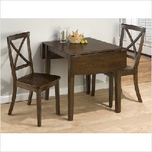 Double Drop Leaf Dining Table in Cherry