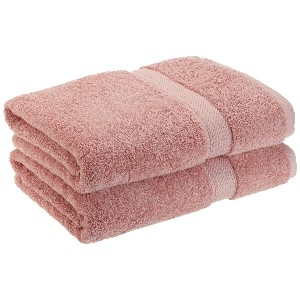 Egyptian Cotton 2-Piece Bath Towel Set