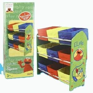 Elmo Toy Organizer