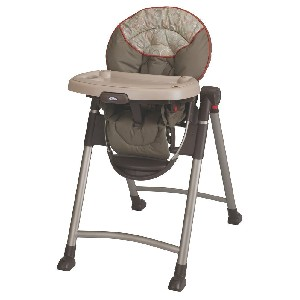 Graco Contempo Folding High Chair With Wheels Price