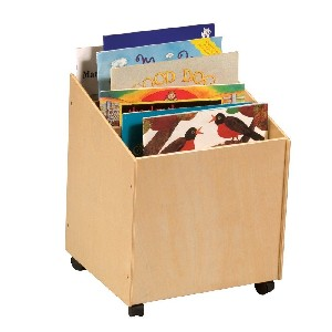 Guidecraft Wheeled Storage Box